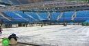 «Газпром Арену» замораживают ради грандиозных хоккейных матчей