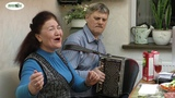 Расцвели саратовские вишни. Валентина Морозова и Алексей Медведев. Гармонь - это душа народа!