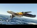 GTA 5 - Amazing\terrible PLANE CRASH Compilation 14 GTA 5 crazy moments...