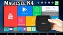 MagicSee N4 TV Box обзор. Отличная андроид тв приставка за смешные деньги.