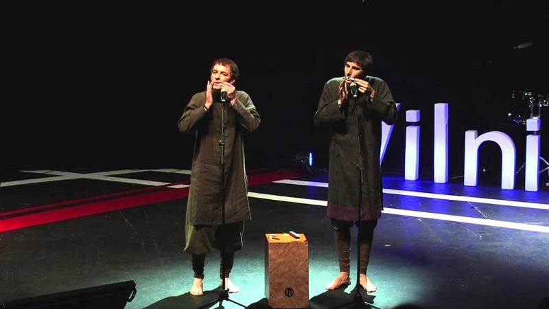 Jew's Harp, Listen and You Will Hear It: Valentinas Viaceslavas at TEDxVilnius