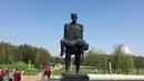 Беларусь. Брестская крепость и Хатынь