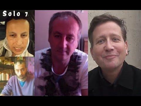 Je Recevais Stéphane Blet en Compagnie de Jim et Rayad El Loco