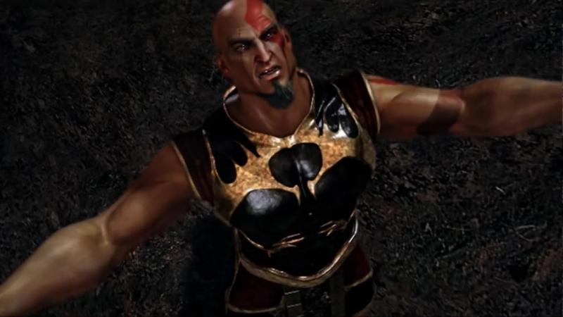 God of War - How Kratos Got The Blades of Chaos Cutscene (4K HD 60fps) - YouTube