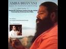 Amba Bhavani: Dr. L. Subramaniam, Sri Ganapathy Sachchidananda Swamiji