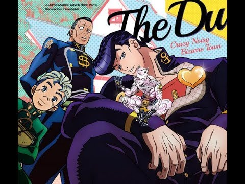 JoJo - DiU Crazy Noisy Bizarre Town -「Bite the Dust」unofficial ver.