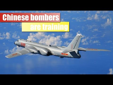 Chinese bombers are training to strike US targets in the Pacific Pentagon claims
