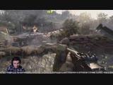 #Константин_Кадавр в Call of Duty WWII (13.11.2018)