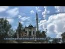 В Керчи стариной мечети вернули минарет