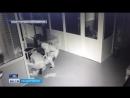 В Уфе грабители из стройфирмы вынесли сейф с деньгами