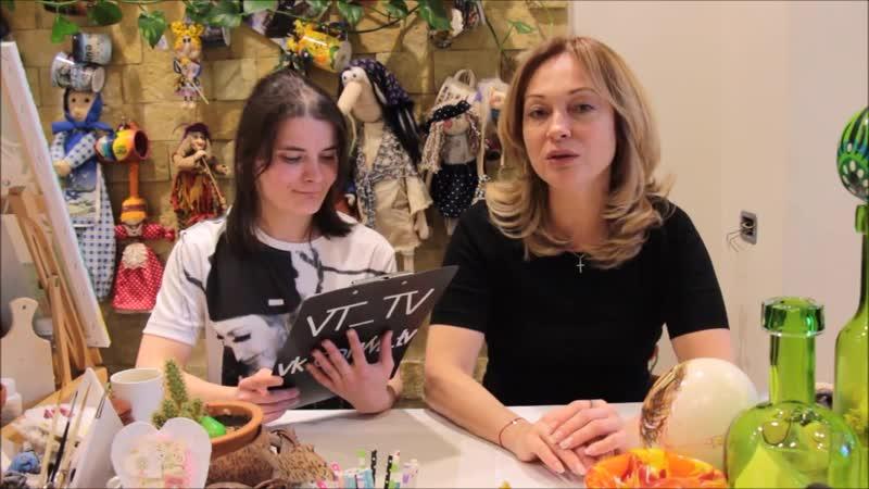 Виктория Тарасова! Интервью про благотворительность (2016)