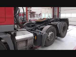 Как выпрямляют Mercedes rfr dsghzvkz.n mercedes