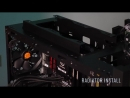 Thermaltake Global Thermaltake Versa C23 Tempered Glass RGB Chassis