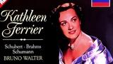 SchubertSchumann.. - Lieder ''Du bist die Ruh'' (Century's recording Kathleen FerrierWalter)