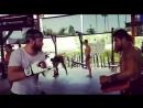 Arducbrs Sauna keyfi 😎🥊Tiger Muay Thai MMA Training Camp, Phuket, Thailand 28.03.2018