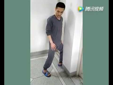 3D太极 门内流传的松活下盘秘法:摸膝开胯