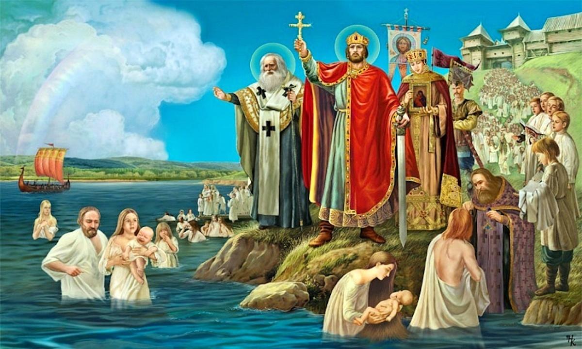 1030-летие крещения Руси в Нижнем Новгороде: программа мероприятий