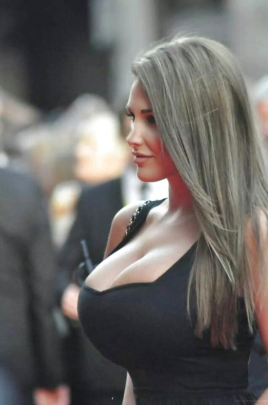 Porn evening dress