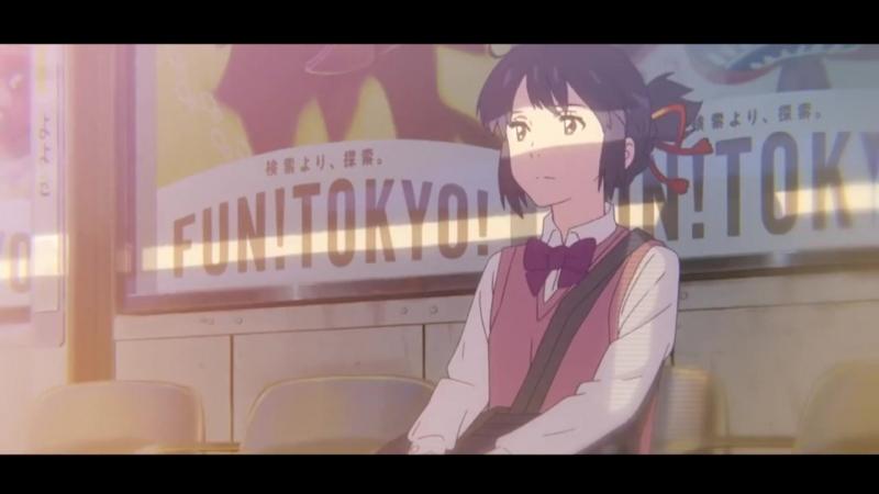 Music Imagine Dragons - Believer (Romy Wave Cover) [NSG Remix] ★[AMV Anime Клипы]★ \ Kimi no Na wa \ Твоё имя \