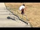 INSTABLAST 40 Stair Rail Session Board to Bike Flip Combo Insane Trampoline Skateboarding