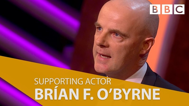 Brían F. O'Byrne wins Best Supporting Actor - The British Academy Television Awards 2018 - BBC One