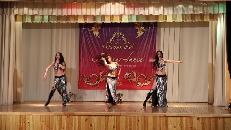 Шамадантабла. Студия восточного танца Варда