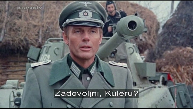Партизаны 1974 Нападение партизан на немецкую бронетанковую колонну
