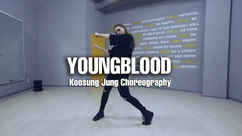 Youngblood - 5 Seconds Of Summer / Koosung Jung Choreography (dance cover by JaYn)