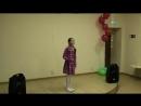 Конкурс Дети читают стихи. Туманова Мария, 10 лет