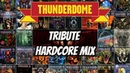 Thunderdome Early Oldschool Tribute Gabber/Hardcore Megamix Best of, Compilation, Full Album
