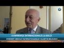 CONFERINŢA INTERNAŢIONALĂ LA BĂLŢI. EVENIMET DEDICAT MATEMATICIANULUI VALENTIN BELOUSOV