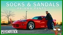 Socks Sandals (Pajama Pants) - PSYCHOSTICK music video