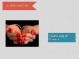 Samyuktas Hastas(Double Hand Gestures) of BharataNatyam classical dance