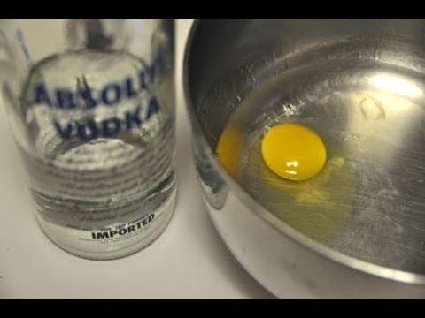 Лечение собак водкой и яйцом от чумки польза или вред