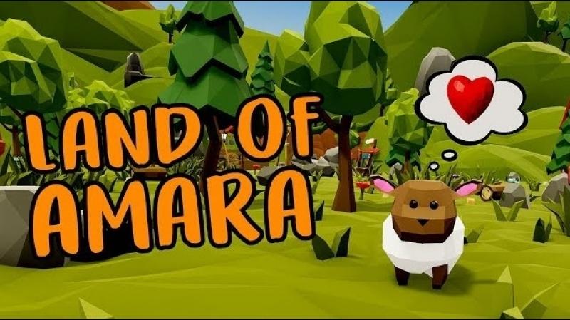 PSVR Land of Amara VR GAMECLUB Хабаровск