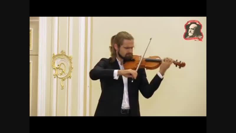 Артём Шишков. Niccolò Paganini - Caprice 24