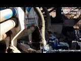 Tobee Slurry Pump with ZVZ Driven type Operating in Copper Mining