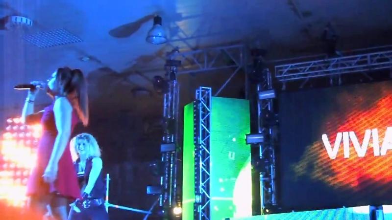 Energia 90 Viviana (da Blitz) live @ Fiera di Padova