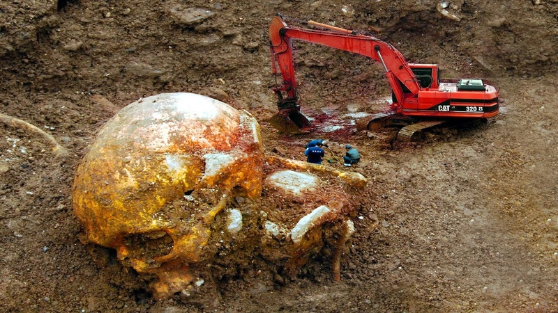 AMAZING Discoveries That Prove Giants Actually Existed!