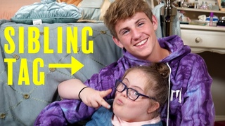 The Sibling Tag! (MattyBRaps vs Sarah Grace)