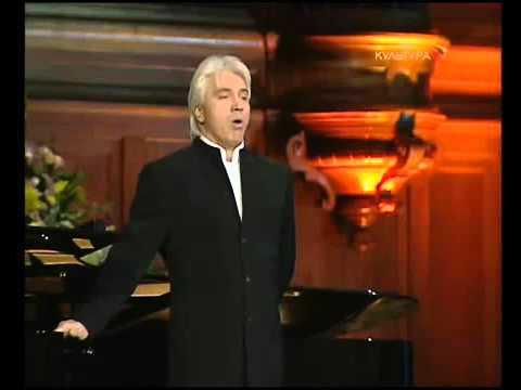 Dmitri Hvorostovsky sings Phidylé by H Duparc