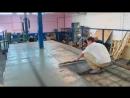 Заливка бетонной стяжки пола