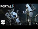 GO IN MY HOLE - Portal 2 Co-op Gameplay (Part 2)