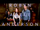 Cough Syrup (Young The Giant) Cover by Robyn Adele Anderson ft. Sean Clapis