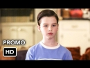Young Sheldon 1x21 Promo Summer Sausage a Pocket Poncho and Tony Danza HD