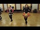 Флешмоб в Челябинском Театре оперы и Балета Ирландские танцы Лорд оф зе Дэнс