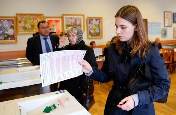 Ходить на выборы важно: улучшим страну собственными руками