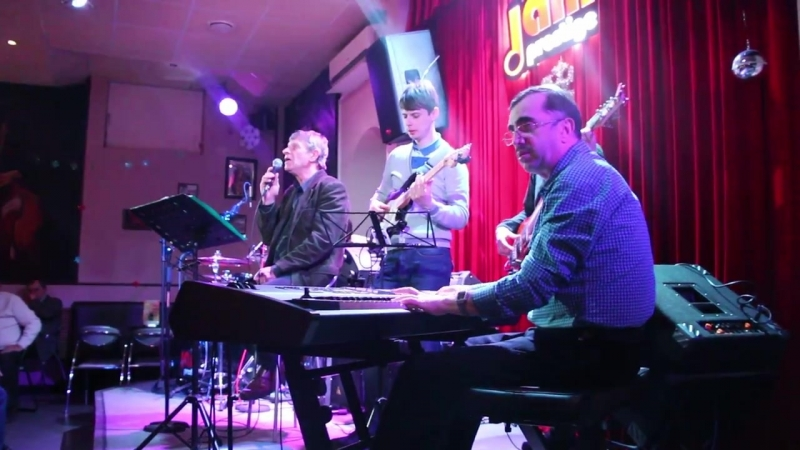 Historia de un amor Александр Розмари Jam Prestige club 4 02 2015