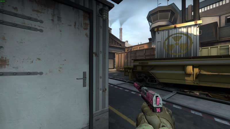 CS:GO jamden de_train 4k usp-s