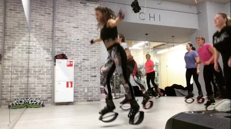 Мои энерджайзеры Kangoo Girls ⚡️